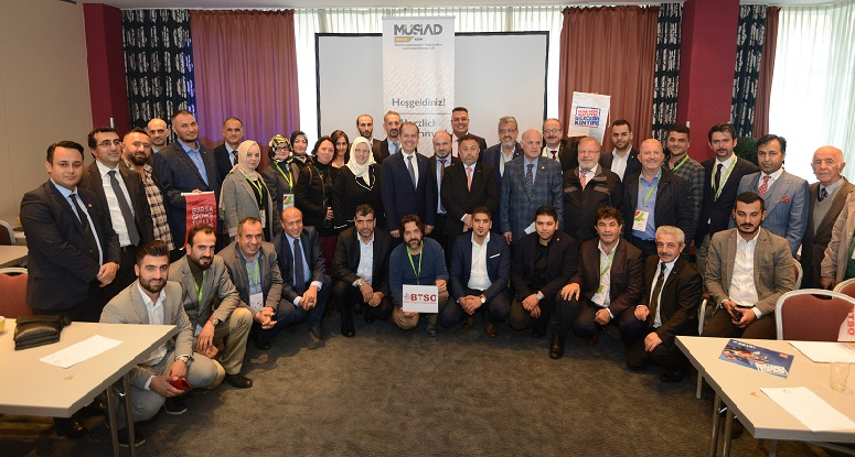 Bursa Food Producers were in Germany for Cooperation